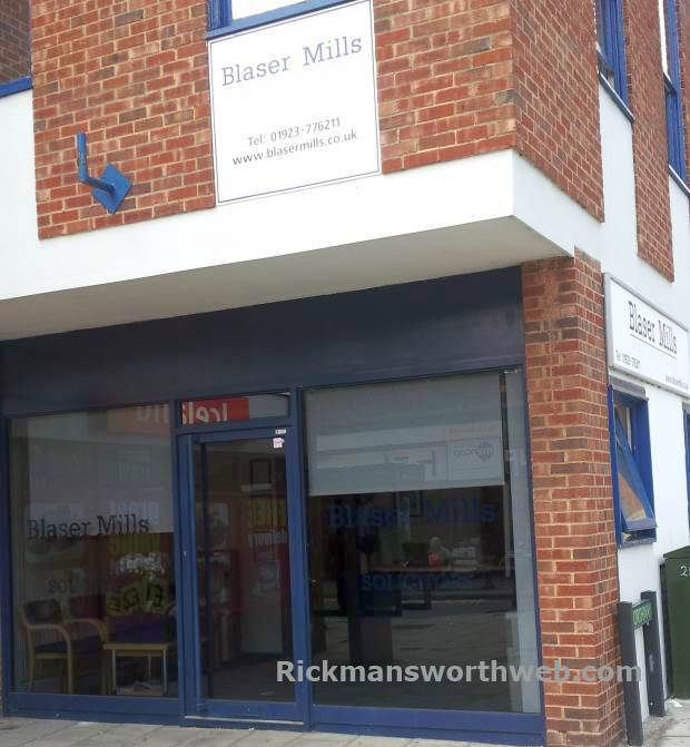 Blaser Mills Solicitors Rickmansworth June 2013