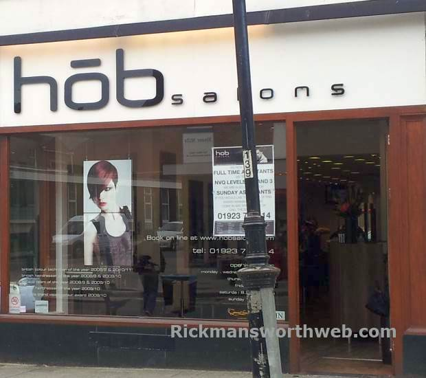 Seekers Recruitment Rickmansworth June 2013