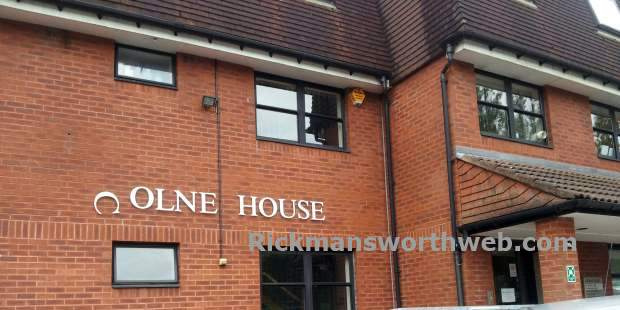 Colne House Rickmansworth June 2013
