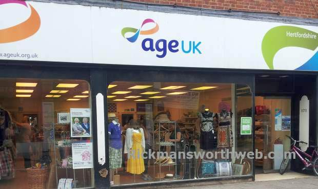 Age UK Rickmansworth June 2013