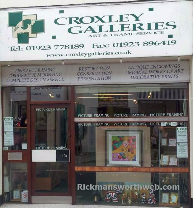 Croxley Galleries Rickmansworth June 2013