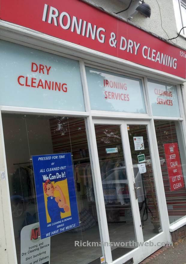 Ark Ironing and Dry Cleaning Rickmansworth June 2013