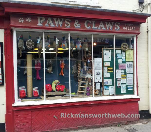 Paws & Claws Rickmansworth June 2013