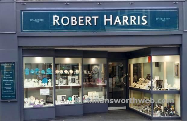 Robert Harris Rickmansworth June 2013