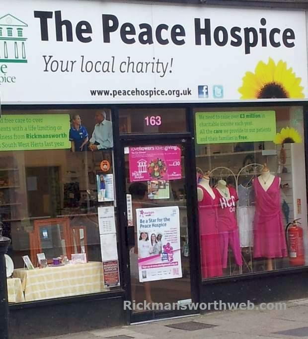 The Peace Hospice Rickmansworth June 2013