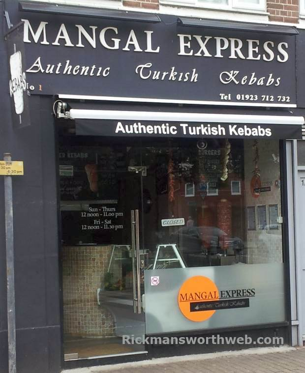Mangal Express Takeaway June 2013