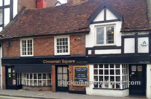 Cinnamon Square Rickmansworth June 2013