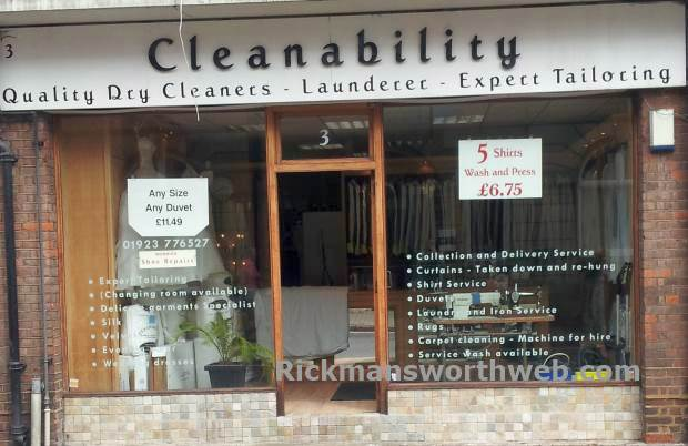 Cleanability Rickmansworth