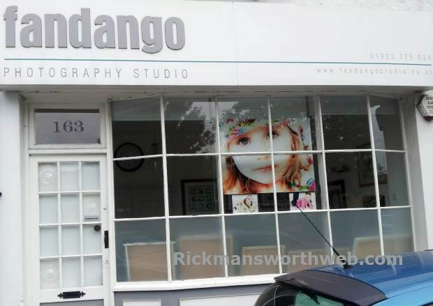 Fandango Rickmansworth June 2013