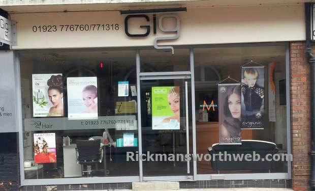 Gig Rickmansworth June 2013