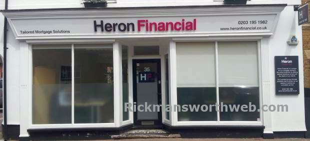 Heron Financial Rickmansworth