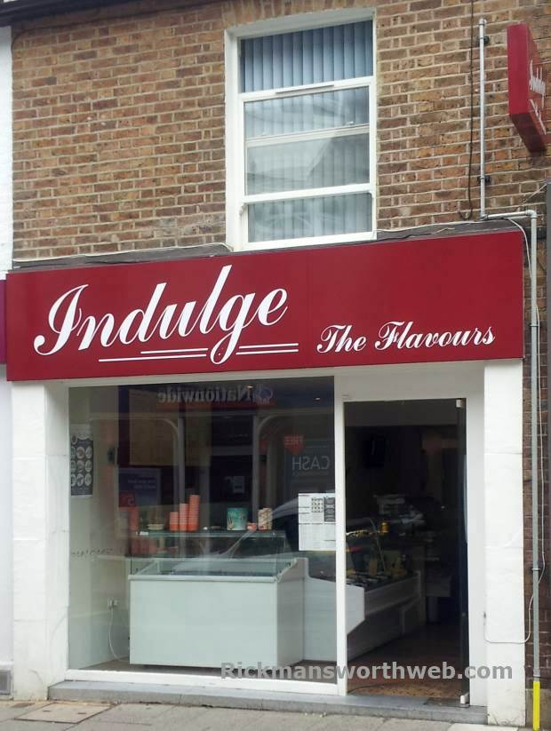 Indulge Rickmansworth June 2013