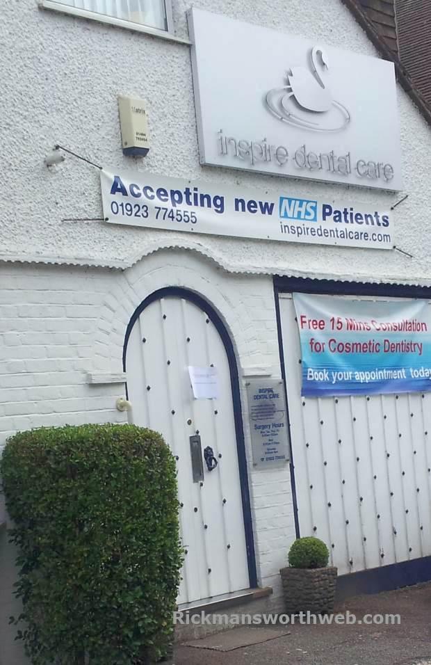 Inspire Dental Clinic Rickmansworth June 2013