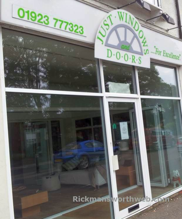 Just Windows and Doors Rickmansworth June 2013