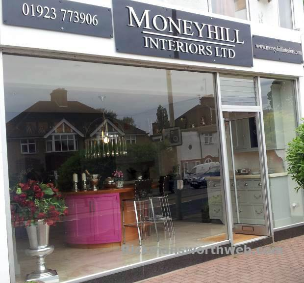 Moneyhill Interiors Rickmansworth June 2013
