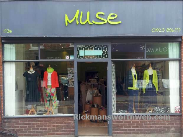 Muse Rickmansworth June 2013
