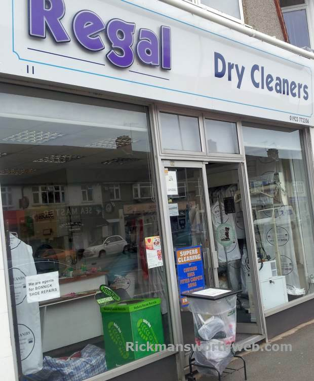 Regal Dry Cleaners June 2013