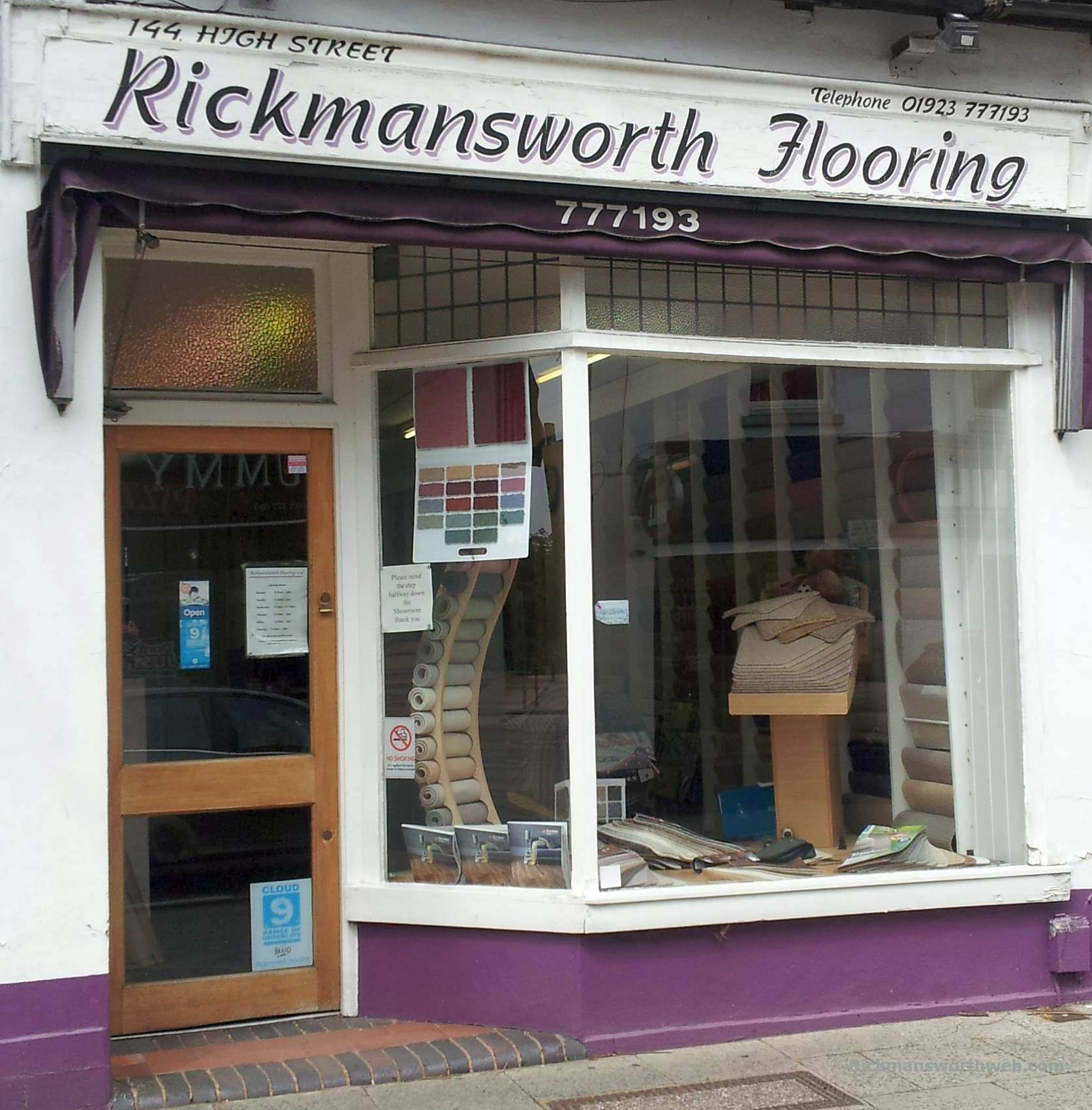 Rickmansworth Flooring June 2013