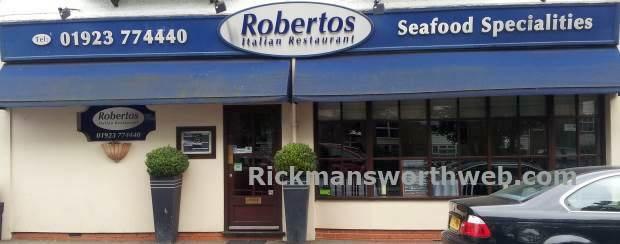 Roberto's Rickmansworth June 2013