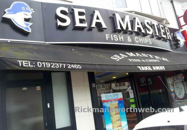 Sea Master Rickmansworth June 2013