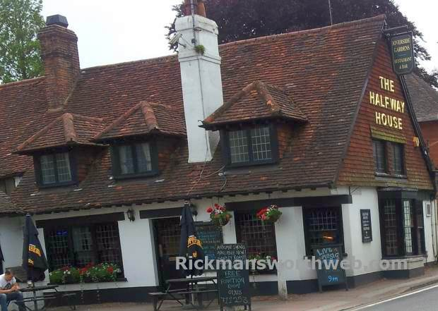 Halfway House Rickmansworth June 2013