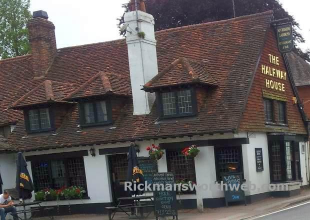 Halfway House Rickmansworth June 2013