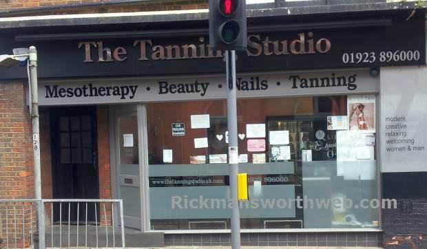 The Tanning Studio Rickmansworth June 2013