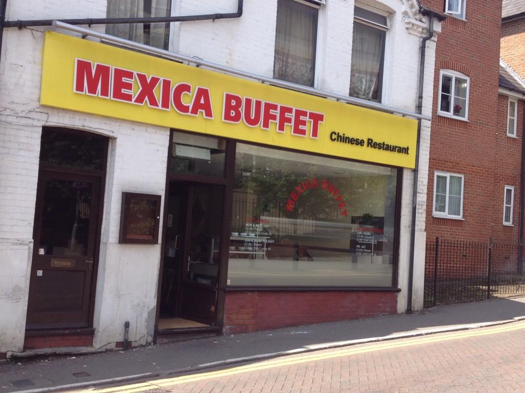 Mexica Restaurant Rickmansworth
