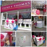 Trend & Thomas Wendy House charity event